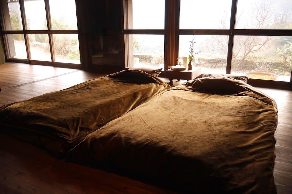 客室 Guest room