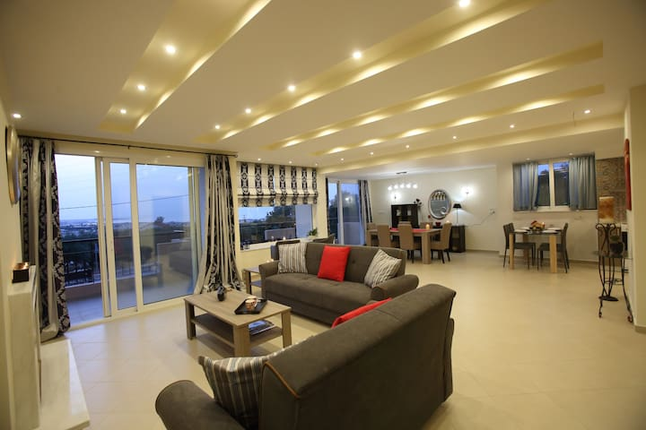 Panorama Villa - Private House with Sea View
