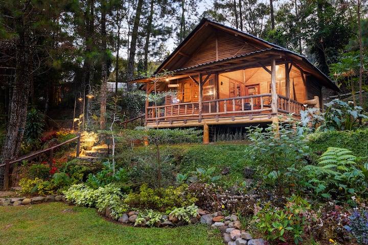 Villa Suren at Taman Wisata Bougenville