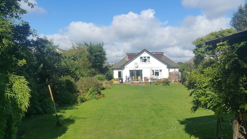 Killiney home in quiet and safe area.
