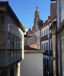 A unos pasos de la Catedral de Santiago - Santiago de Compostela