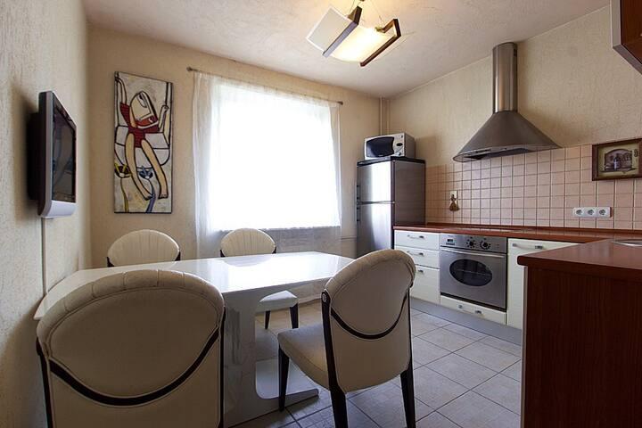 Новая квартира у залива, Приморский - Санкт-Петербург - Flat