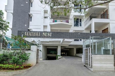 Furnished Apartment @ Gachibowli - Hyderabad - Leilighet