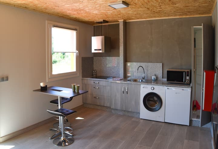 Apartamento 1 habitación Celtainer Lauburu