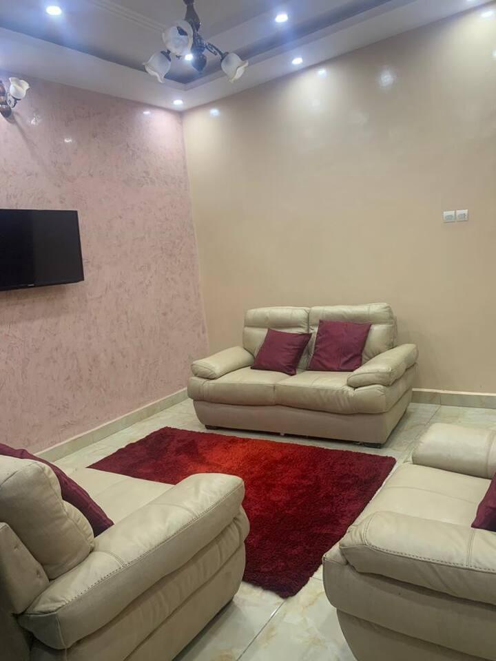 Appartement T2 Chambre-Salon Saint-Louis Sénégal