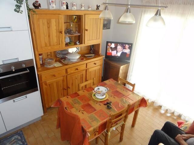 salle de séjour cuisine