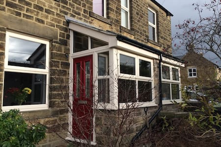 Family home, Chinley, Peak District - Chinley - Дом