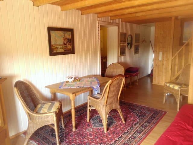 Ferienwohnungen Willrich - FeWo 1 - Blankenheim - Lakás