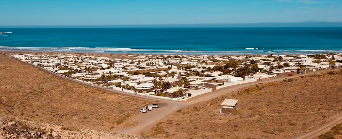 Famara beach new loft