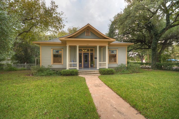 Historic Home - Downtown Round Rock - Round Rock - Hus