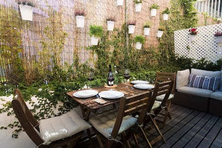 Cozy and Terrace in Principe Real - Lisboa