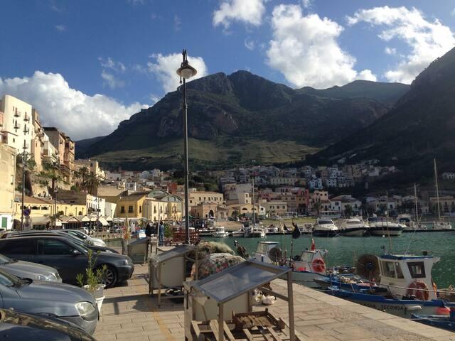 villa fontana - Gibellina