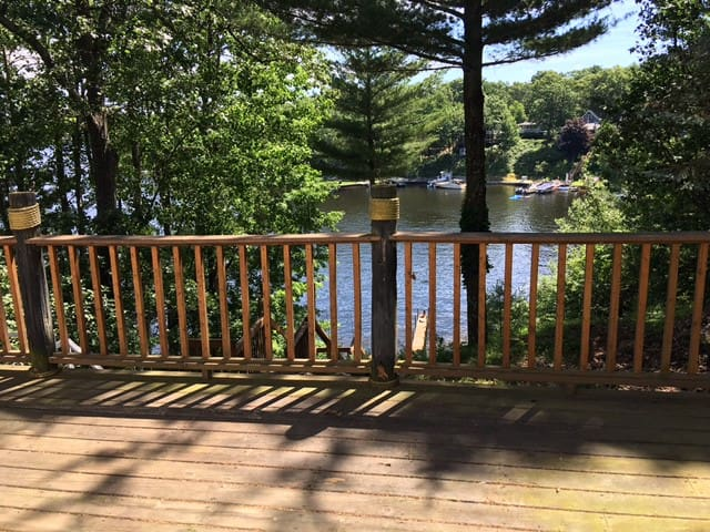 Lake Pentwater Vacation Home