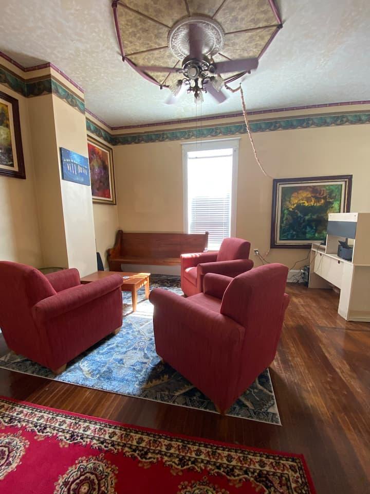 Ocean House Hostel with Ocean View Bed 27
