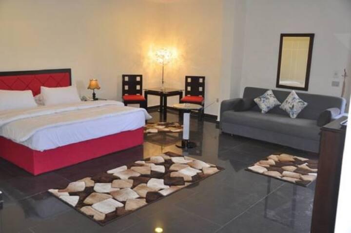 Best View Pyramids Hotel Suite Double/Triple