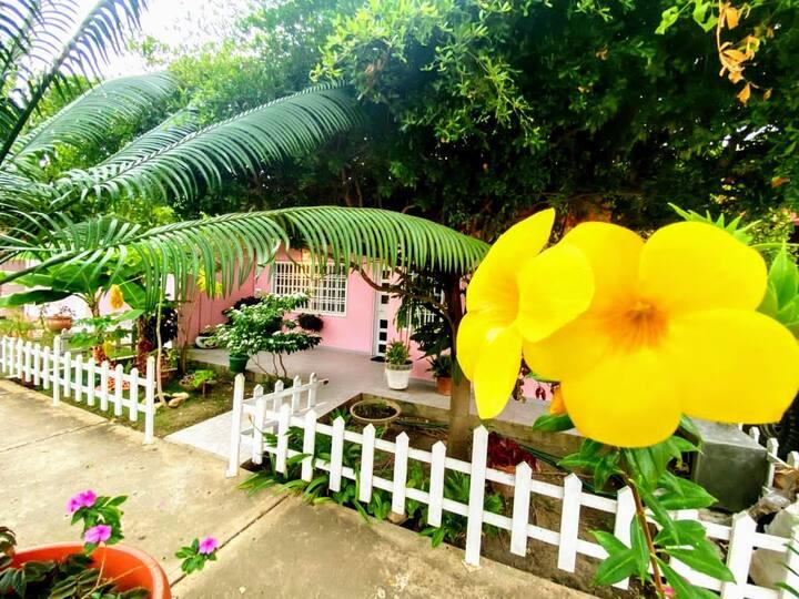 Villa hermosa y relajante