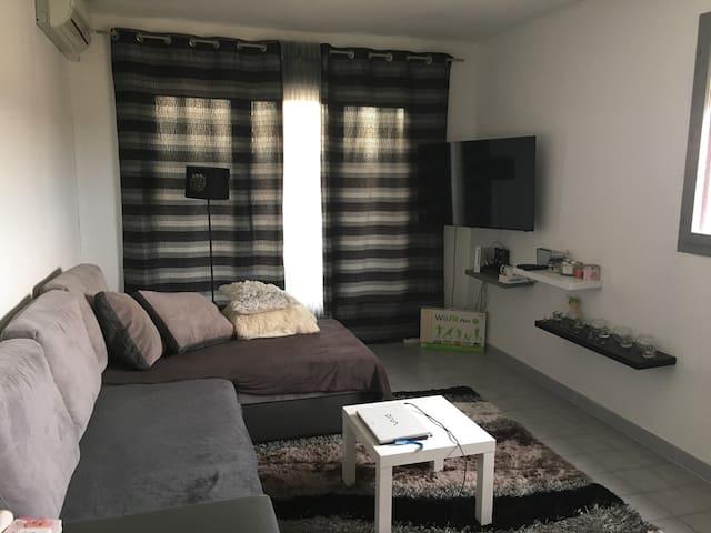 Appartement neuf 5min de la ville - Perpignan - Apartment