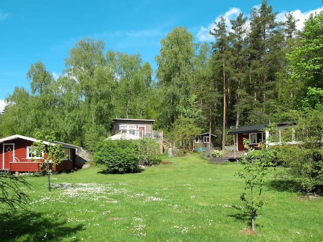 Holiday home in Asarum for 8 persons