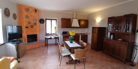 """Appartamento indipendente """"Il Prato"""""""