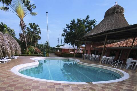 Hermosa Hacienda Campestre 11 Habs 34 Personas