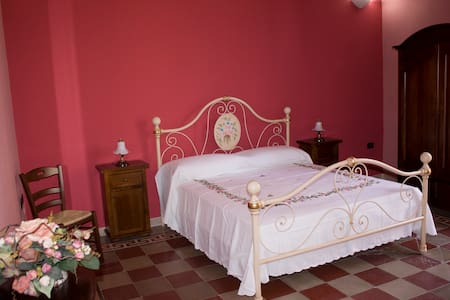 B&B Kyrios - Camera Peonia - Salve - Bed & Breakfast