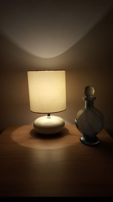Ambient lighting for you to relax and zzzzz.....
