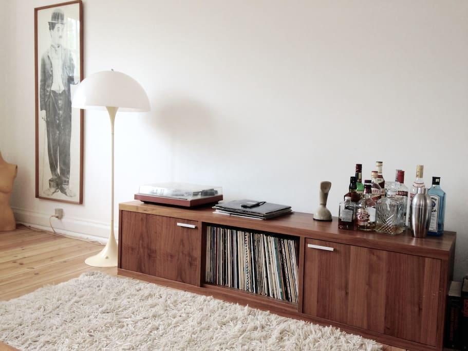 Living-room.