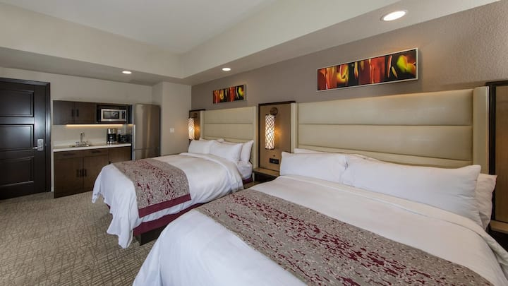 Stagecoach/Shuttle! Marriott Resort Studio 2Q Beds