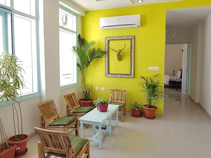 Modern Sunshine Villa