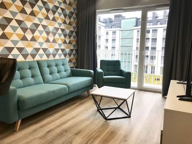 Apartament Zajezdnia MTP