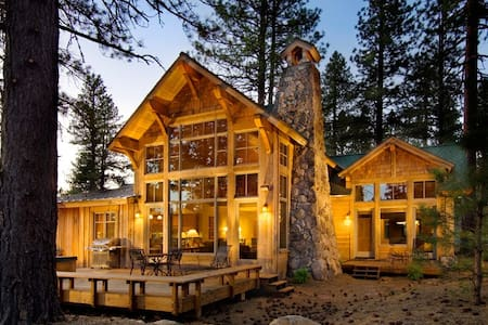 Luxury Cabin for the Perfect Getaway in Tahoe - Truckee - Cabin