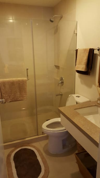 Toilet with Hot & Cold shower
