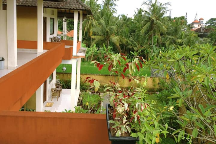 Standard Double Room at Teba House Bisma Ubud