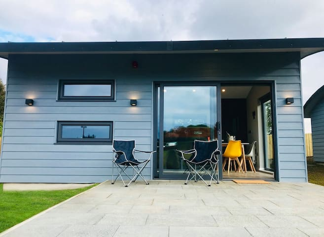 Duntally Luxury Villa at Wild Atlantic Camp
