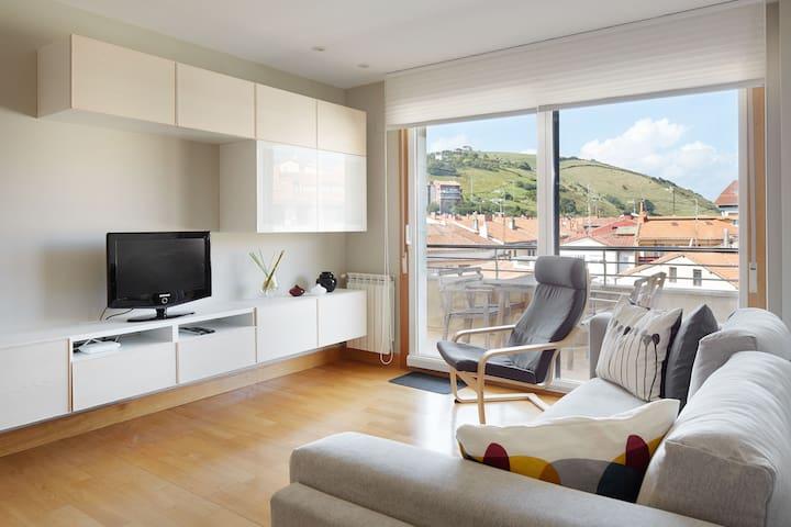 Apartamento reformado a tres minutos de la playa