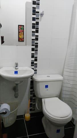 Apartamento amoblado, limpio y tranquilo - Villavicencio - Leilighet