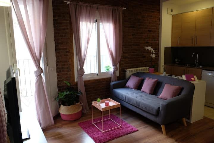 Lovely and charming apartament in Tarragona-3º2