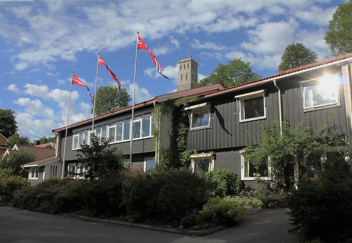 Tønsberg Vandrerhjem 2-beddsrom