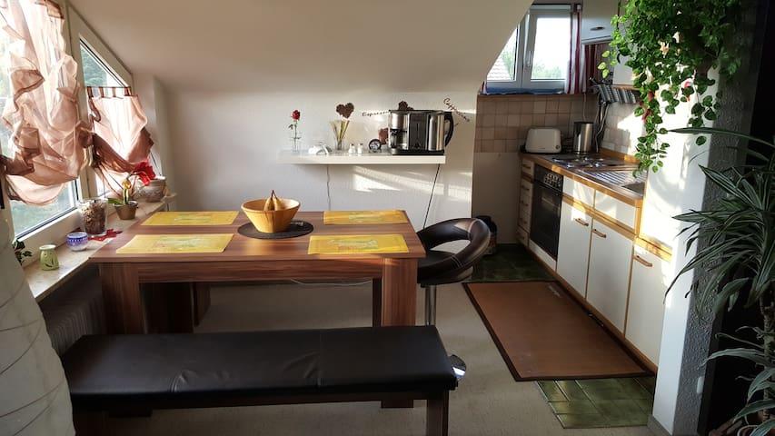 Ländle Apartment - 拉芬斯堡(Ravensburg) - 公寓