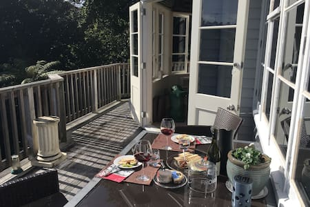 Private Room in Tranquil Oasis - Auckland - Huis
