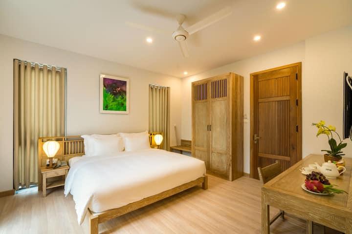 ZEN Boutique Villa Hoi An - Standard Double room