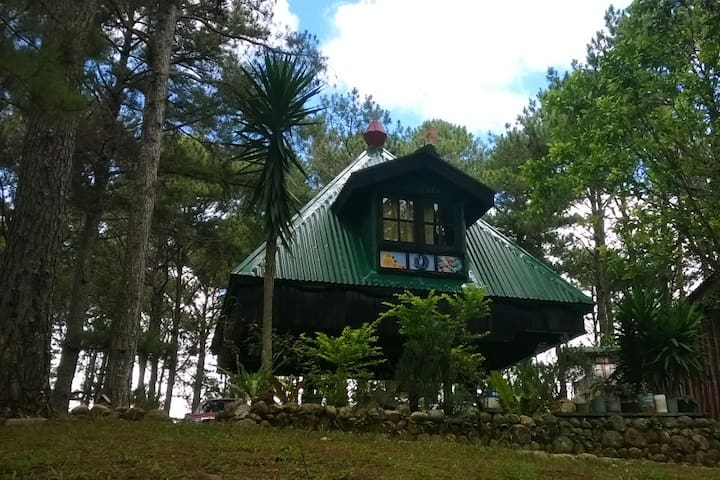 The HUT in Sagada