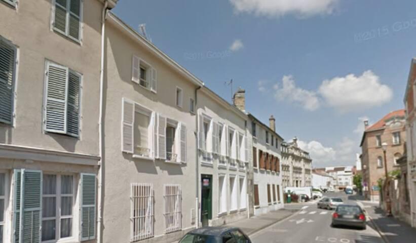 Appartement au centre ville - Châlons-en-Champagne - Apartment