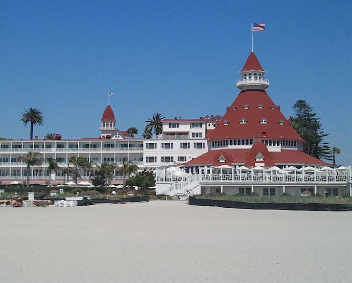 Famous and Infamous Hotel Del