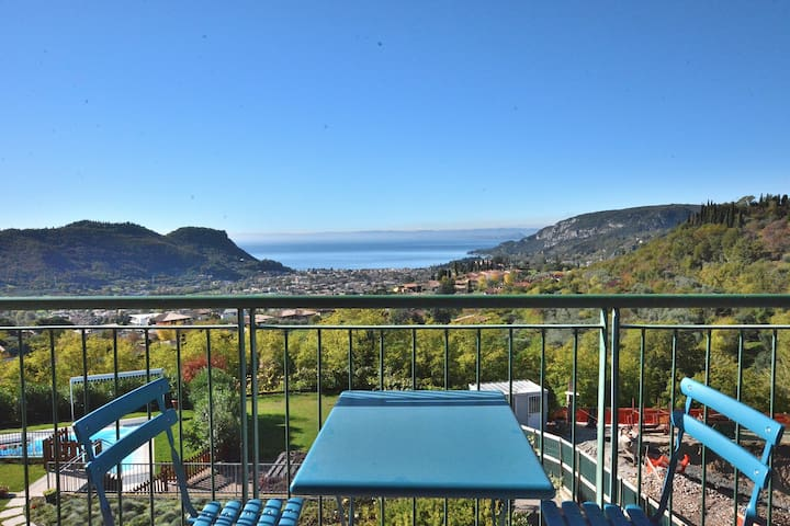 Casa Montegolo With Pool And Lake View