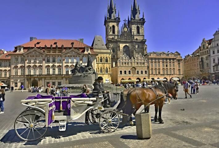 Guidebook for Praha
