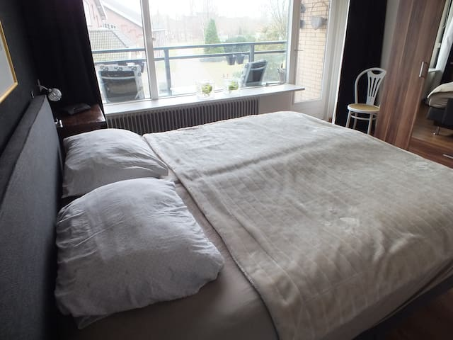 Perfect room in the city centre of Breda - Breda - Huoneisto