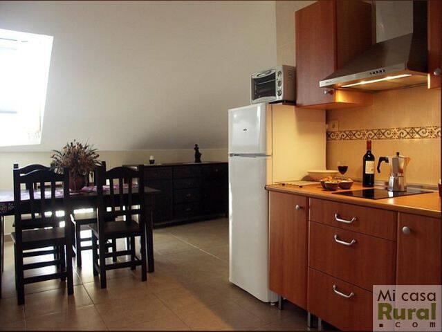 Apartamentos de montaña Casa d'Ojalatero