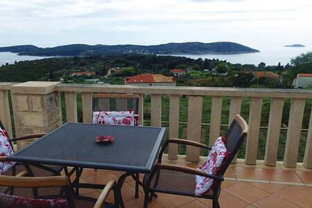 2 Bedrooms Apts in Orasac #1 - Orasac