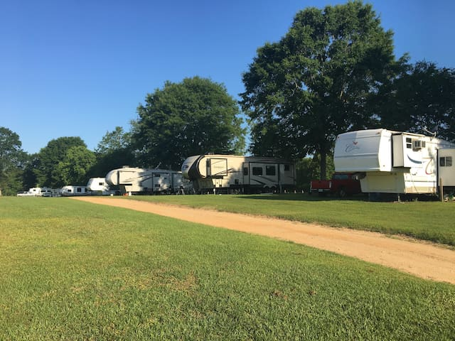 Rv/ Campsite at the Ranch